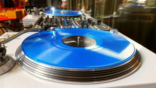 JD-EVENTS - Prestation Vinyles - Les Tresoms - Annecy
