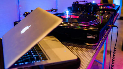 JD-EVENTS - Prestation Vinyles - Le Phare - Chambéry